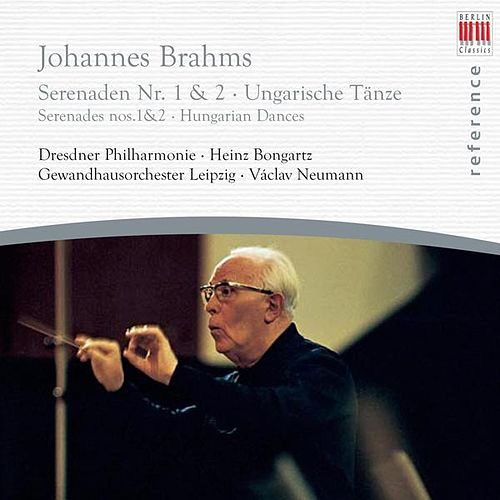 Play & Download Johannes Brahms: Serenaden Nr. 1 & 2/Ungarische Tänze by Various Artists | Napster