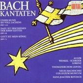 Johann Sebastian Bach: Kantaten/Cantatas BWV 110/40/71 von Arleen Augér