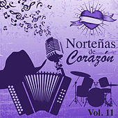 Norteñas de Corazón (Vol. 11) by Various Artists