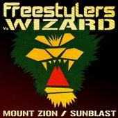 Mount Zion / Sunblast by Wizard