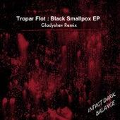 Black Smallpox EP von Tropar Flot