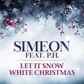 Let It Snow / White Christmas by Simeon