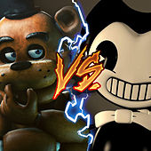 Freddy vs Bendy | Evil Rap Battle de Kronno Zomber