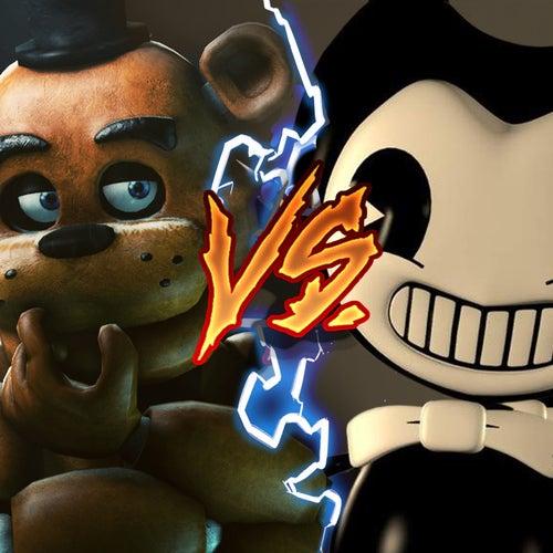 Freddy vs Bendy | Evil Rap Battle de Kronno Zomber
