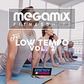 Megamix Fitness Hits for Low Tempo Vol. 02 (25 Tracks Non-Stop Mixed Compilation for Fitness & Workout) by Various Artists