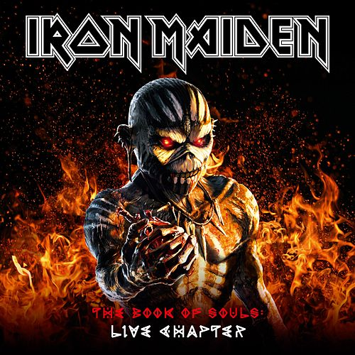 The Book of Souls: The Live Chapter by Iron Maiden