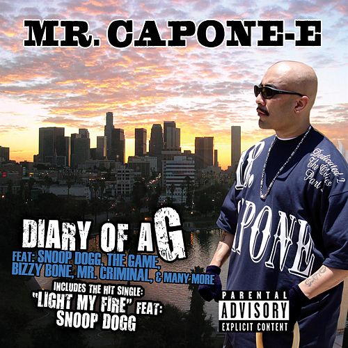 Light My Fire by Mr. Capone-E