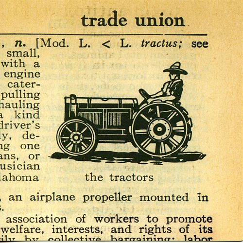 Play & Download Trade Union by The Tractors | Napster