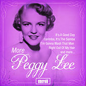 More Peggy Lee by Peggy Lee