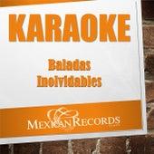 Karaoke Baladas Inolvidables by Grupo Sorpresa