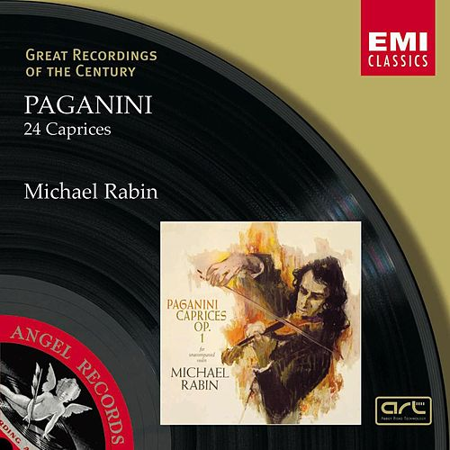 Play & Download Paganini: 24 Caprices by Nicolo Paganini | Napster