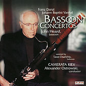 Play & Download John Heard Performs Bassoon Concertos by Danzi and Vanhal by John Heard | Napster