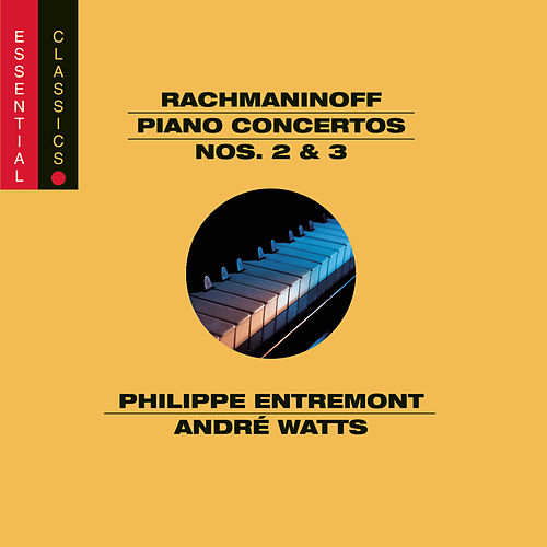 Play & Download Piano Concertos Nos. 2 and 3 by Sergei Rachmaninov | Napster