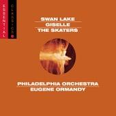 Swan Lake / Giselle / The Skaters by Pyotr Ilyich Tchaikovsky