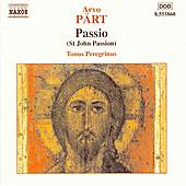 Play & Download Passio by Arvo Part | Napster