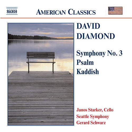 Play & Download Symphony No. 3 by David Diamond | Napster