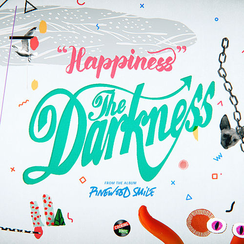 Happiness (Radio Edit) by The Darkness
