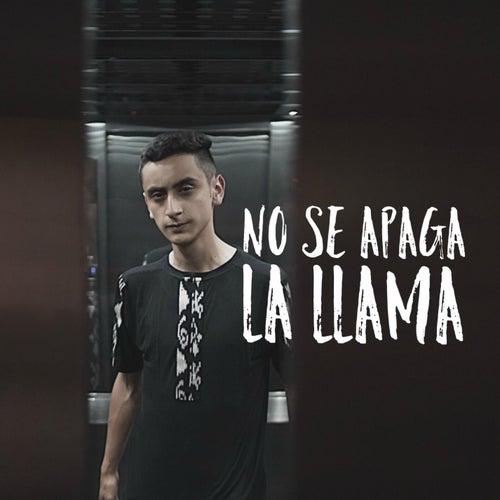 No Se Apaga La Llama by Carlos Manuel