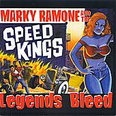 Play & Download Legends Bleed by Marky Ramone & the Intruders | Napster