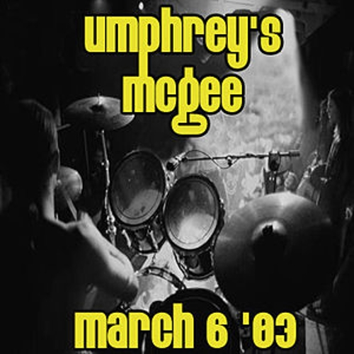 Play & Download 03-06-03 - The State Theater - Falls Church, VA by Umphrey's McGee | Napster