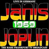 Live In Germany 1969 - The Rare Frankfurt TV Broadcast von Janis Joplin