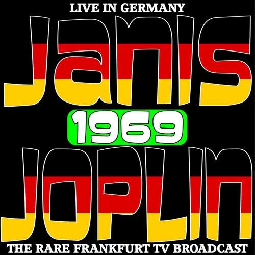 Live In Germany 1969 - The Rare Frankfurt TV Broadcast de Janis Joplin