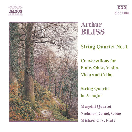 String Quartet No. 1 by Arthur Bliss