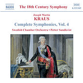 Complete Symphonies, Vol. 4 by Joseph Martin Kraus