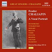 Play & Download A Vocal Portrait by Feodor Chaliapin | Napster