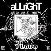 1 Love - Single by Allright!