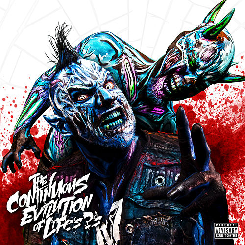 The Continuous Evilution of Life's ?'s by Twiztid