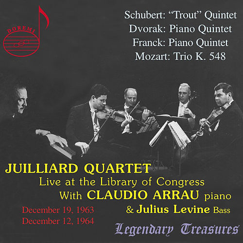 Juilliard Quartet, Vol. 1 de Juilliard Quartet