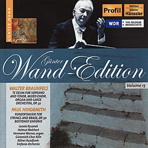 Play & Download Günter Wand Edition, Vol. 15 by Kölner Rundfunk Sinfonie Orchester | Napster