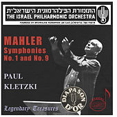 Play & Download Mahler: Symphony Nos. 1 & 9 by Israeli Philharmonic Orchestra | Napster
