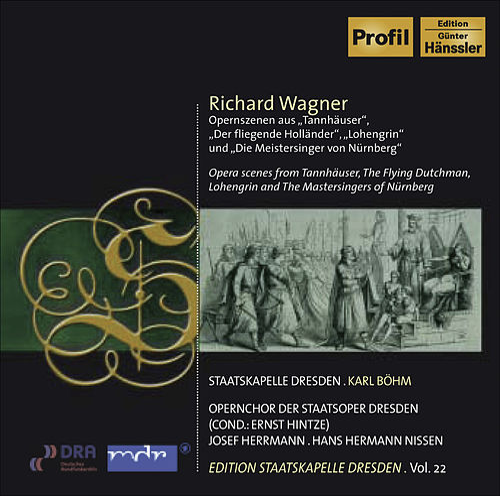 Karl Böhm dirigiert Richard Wagner by Staatskapelle Dresden