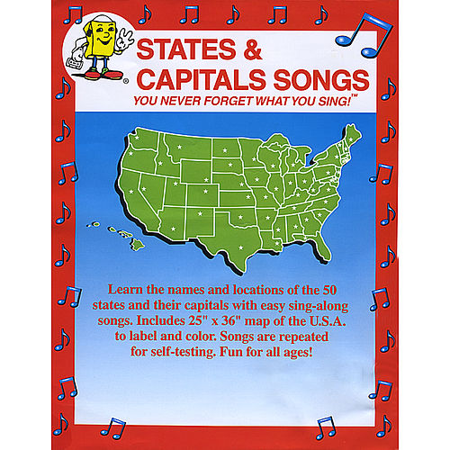 Play & Download States and Capitals Songs by Kathy Troxel | Napster