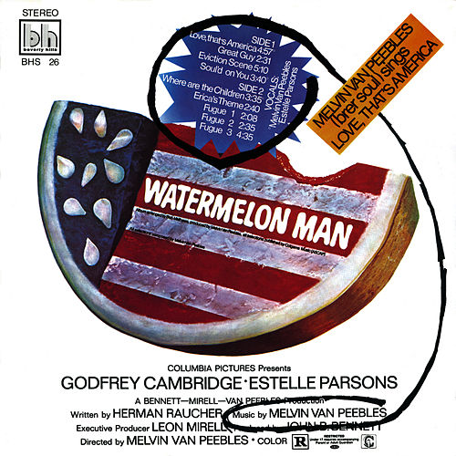 Play & Download Watermelon Man by Melvin Van Peebles | Napster
