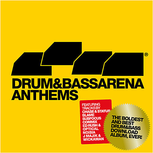 Play & Download Drum&BassArena Anthems by Various Artists   Napster