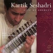Live At Oberlin by Kartik Seshadri