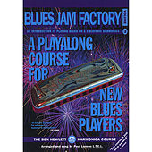 Blues Jam Factory (Double Album) by Ben Hewlett
