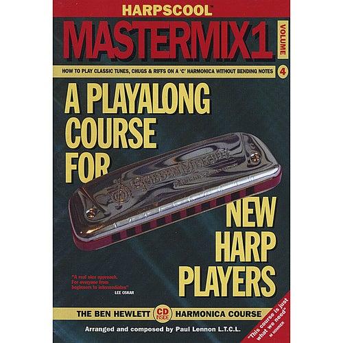Harpscool Mastermix 1 by Ben Hewlett