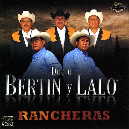 Rancheras by Bertin Y Lalo