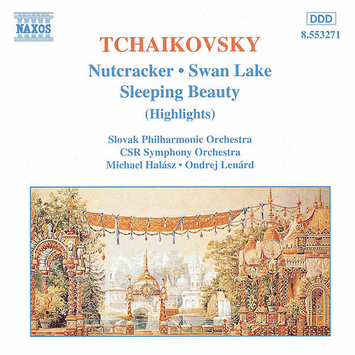 Play & Download Nutcracker / Swan Lake / Sleeping Beauty by Pyotr Ilyich Tchaikovsky | Napster