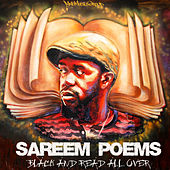 Play & Download Black & Read All Over by Sareem Poems | Napster