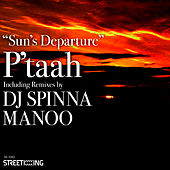 Sun's Departure by P'taah