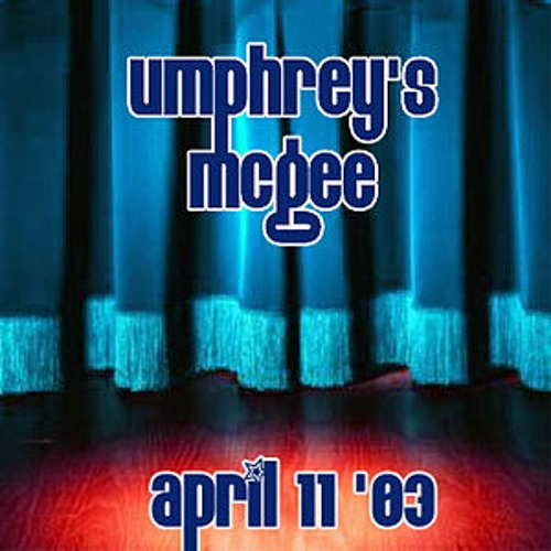 Play & Download 04-11-03 - The Orange Peel - Asheville, NC by Umphrey's McGee | Napster