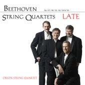 Beethoven String Quartets (Late) by Orion String Quartet