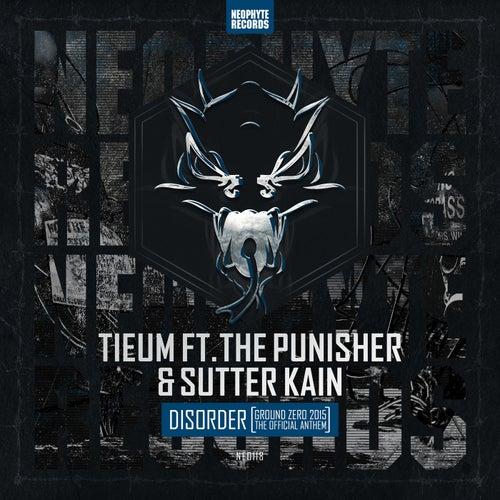 Disorder (Official Ground Zero 2015 Anthem) by Tieum