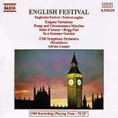 English Festival by Various Artists