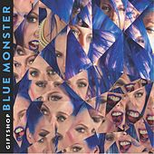 Blue Monster by Gift Shop